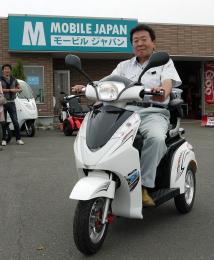 佐吉バイク